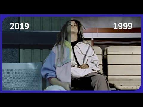 Comparison Freestyler 1999-2019