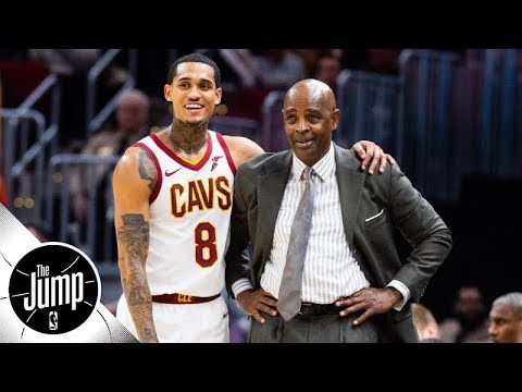 The 'bizarre' saga of Larry Drew refusing to be Cavaliers' interim coach | The Jump