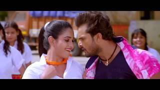 #Full_HD_Video - खेसारी लाल और ऋतु सिंह के हॉट dance - Lagake fair Lovely - Mehandi Lagake Rakhna