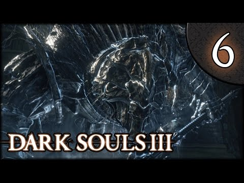 Let's Play Dark Souls 3 Gameplay Walkthrough (Herald) - Part 6: Vordt of the Boreal Valley Boss