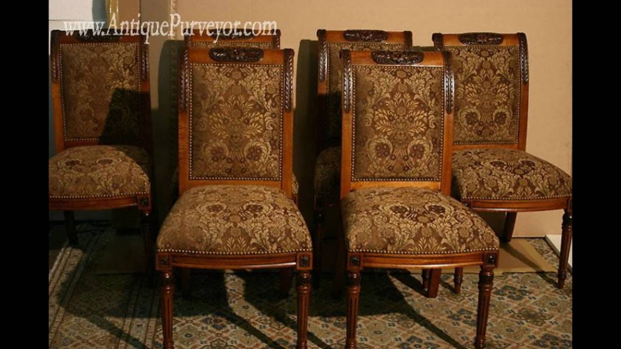 Padded Dining Room Chairs Part 28