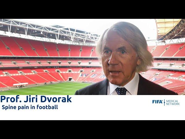 FIFA Medical Network: Prof Jiri Dvorak