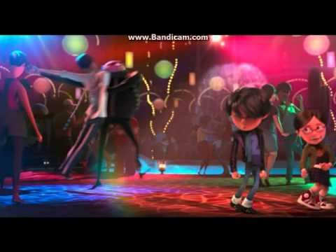 [Full Download] Despicable Me 2 Margo And Antonio Dance