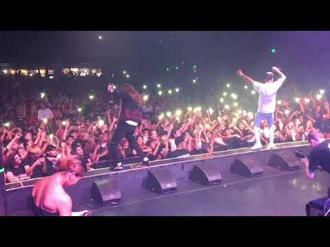 Lil Skies x Yung Pinch - I Know You (LIVE)