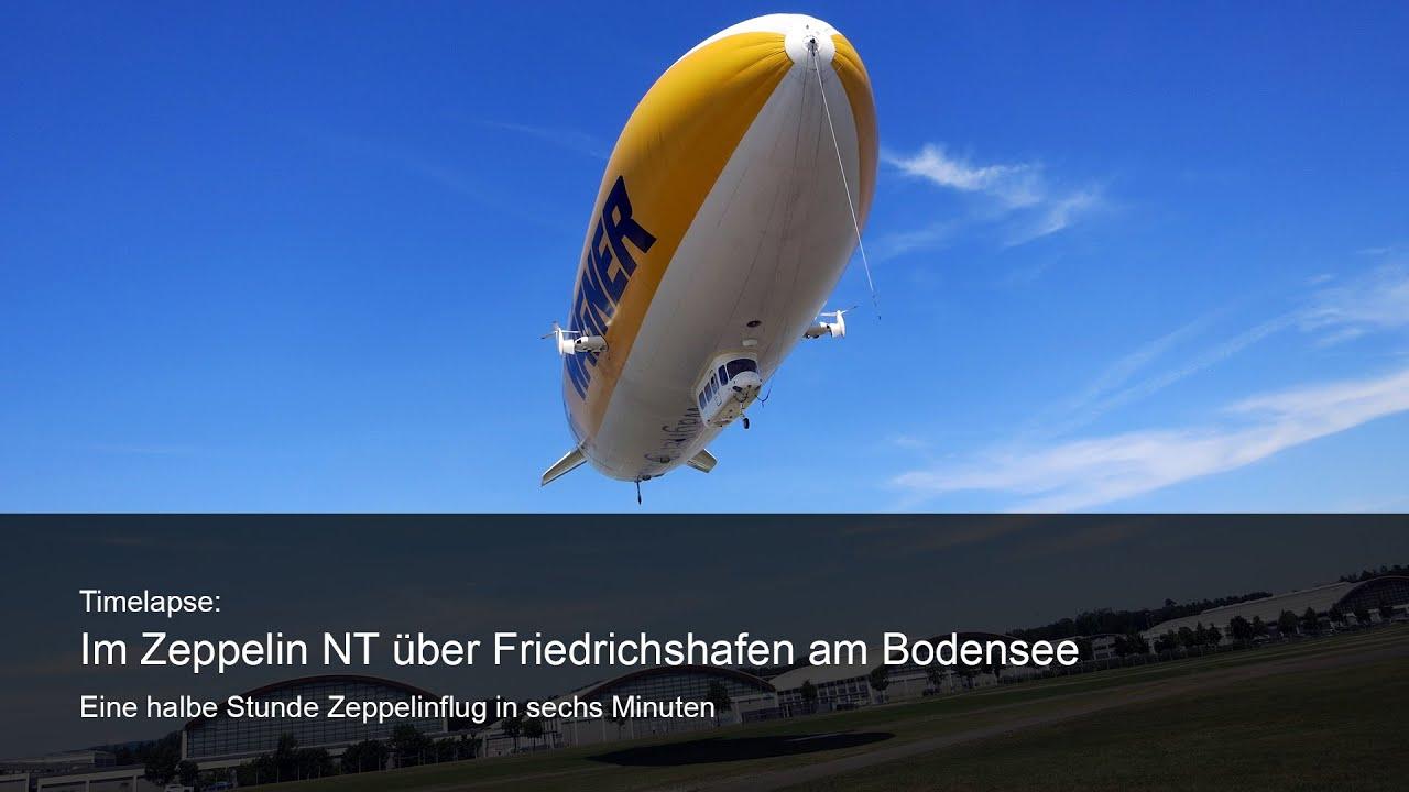 zeppelinflug friedrichshafen preise
