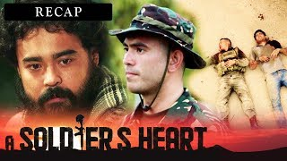 Alex makes a decision to follow his heart's calling | A Soldier's Heart Recap