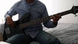 Dio 1984 - 09 Egypt (The Chains are on) bass cover
