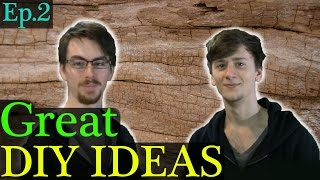 Instructthis: Diy Projects From Instructables.com - Paper Sword, Pallet Bed + More (ep.2)