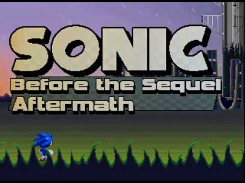 Sonic Before The Sequel Aftermath Ost