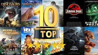 Top 10 las mejores películas de Dinosaurios