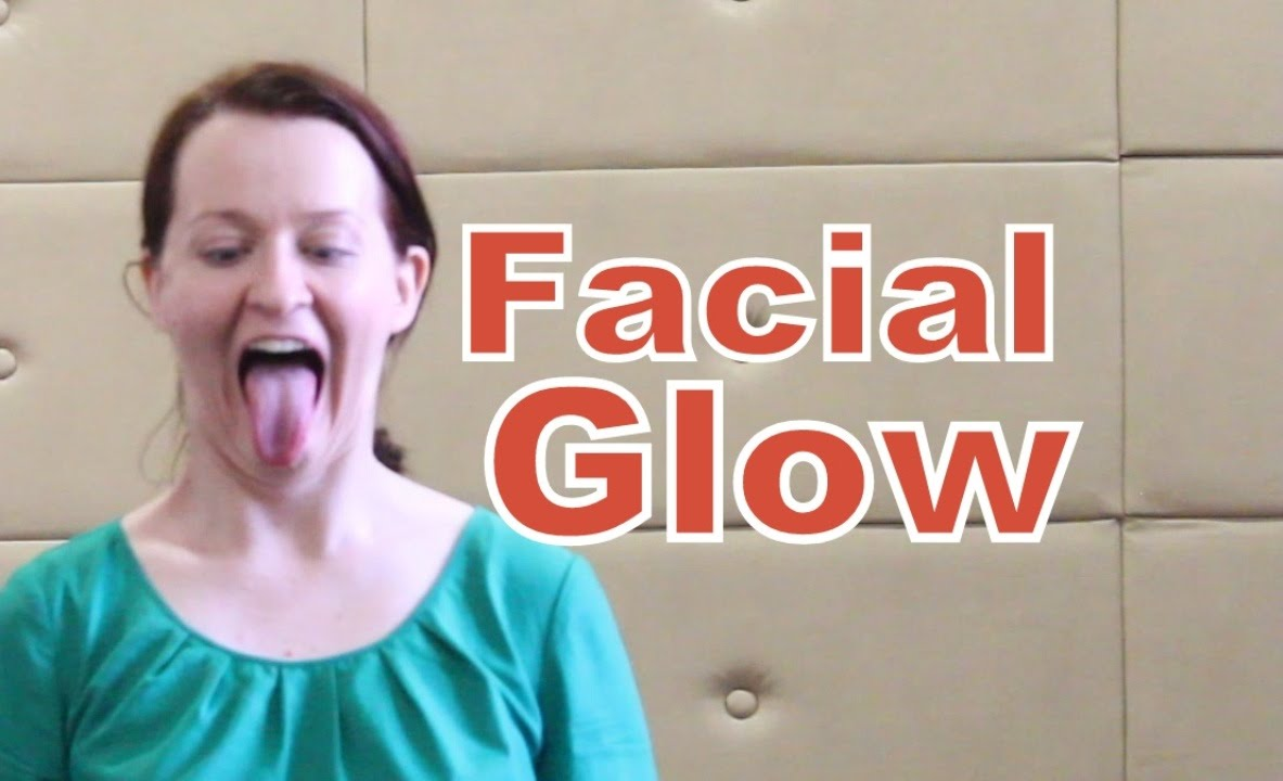 Facial Yoga For Glowing Skin