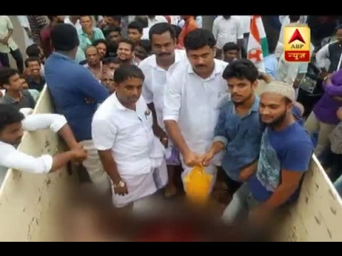 Congress suspends two youth workers accused in cow slaughter