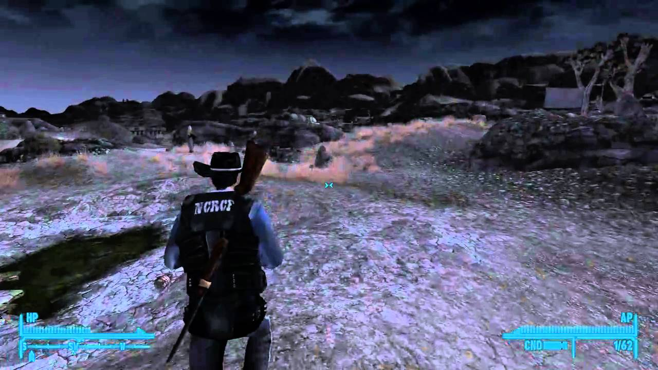 Perfect Interlude: Fallout New Vegas Tale Of Two Wastelands