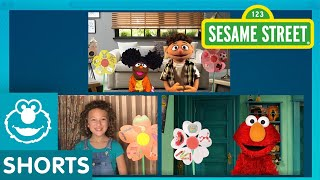 Sesame Street: Making About Me Flowers | Power of We Club