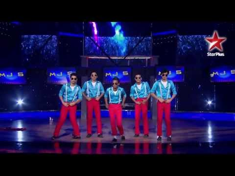 India's Dancing SuperStar   Ep 21   MJ5's wonderful dance performance   YouTube