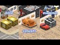 Car Town RIP - 6 Gold, 4 Diamond & 1 Concept Mystery Box Opening (Throwback)