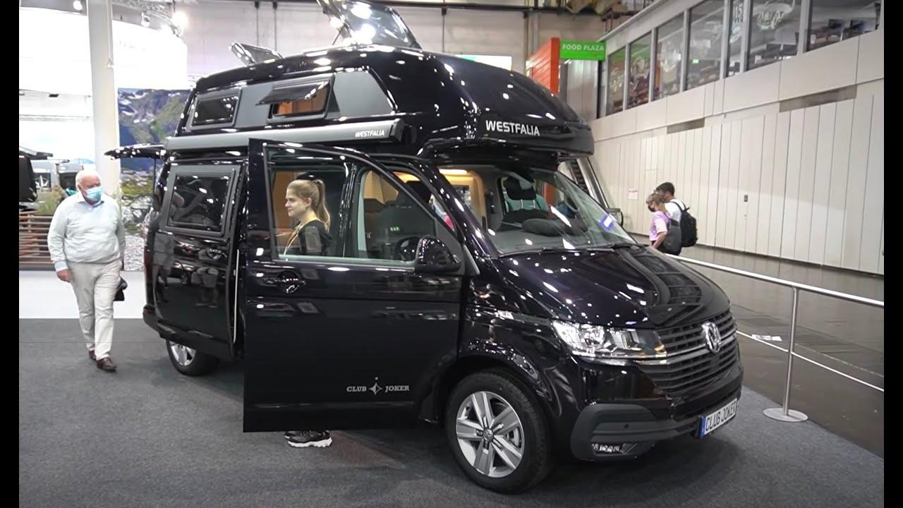 Exterior and Interior Volkswagen Westfalia 2021