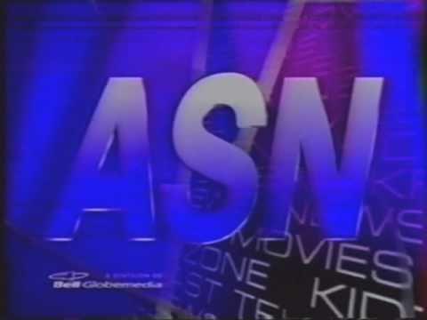 1994 - 2008 ASN bumper ID + Great Movies intro