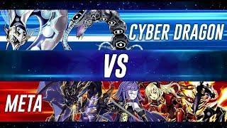 Cyber Dragon Vs Meta