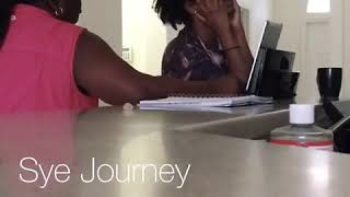 Sye's Journey - Singing with my mom