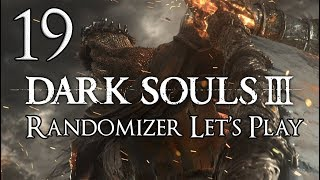 Dark Souls 3 - Randomizer Let's Play Part 19: Into the Archive