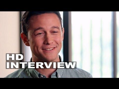 Don Jon: Joseph Gorden-Levitt On Set Movie Interview Part 1 Of 2