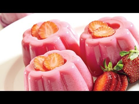 Jelly Pudding | Easy 3 step recipe