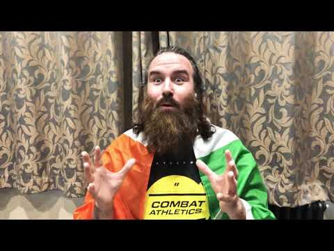 Why I hate Connor McGregor? (Because I'm an Irish Muslim who loves Jesus) - Abdur Raheem McCarthy