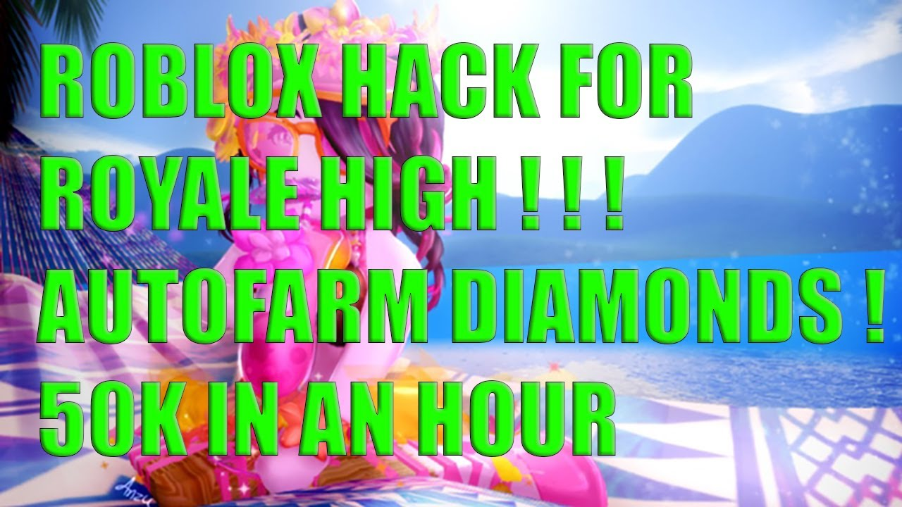 ROBLOX SCRIPT FOR ROYALE HIGH ! BEST AUTOFARM ! 1K EVERY 5 MINUTES ! FREE EXPLOIT EASY TO USE
