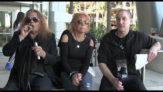 Rhoads -Kelle & Kathy Rhoads talk Randy Rhoads, Musonia, Classical Music, Delores-Mini Documentary