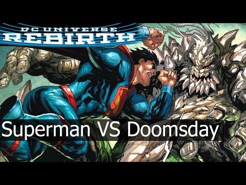 """""""Superman VS Doomsday"""" Action Comics Rebirth COMIC NARRADO / HISTORIA COMPLETA"""
