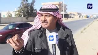التحويلات على الطريق الصحراوي تفاقم مشكلة الحوادث المرورية  ( 29/11/2019)