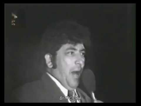 SHOLAY-MEHBOOBA MEHBOOBA-LIVE-R D BURMAN-1976-JALAL AGHA-AMJAD KHAN