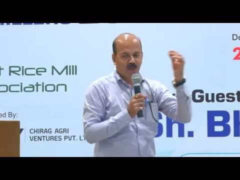 Food Health and Nutrition through Agriculture: Rice- A Case Study: Dr  Girish Chandel