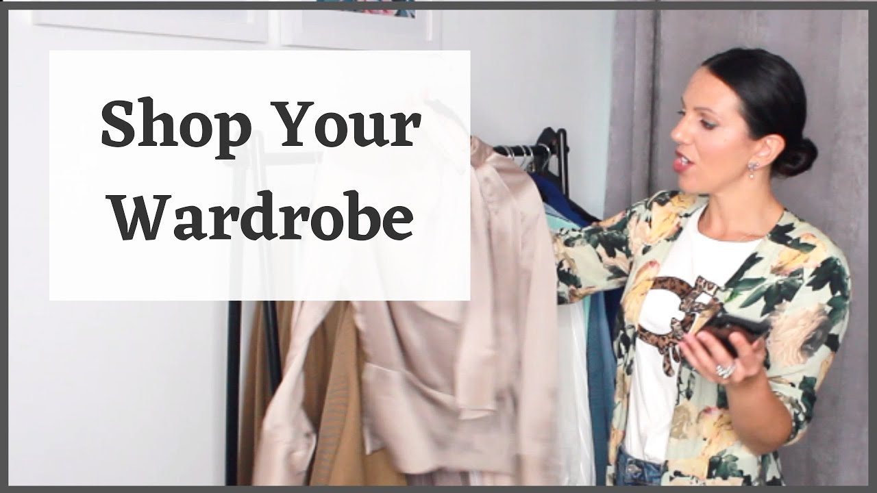 Shop Your Wardrobe Challenge