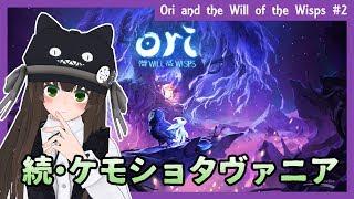 【どうぶつたちの森ゲー最新作】超美麗メトロイドヴァニア『Ori and the Will of the Wisps』実況 #2【クゥ #VTuber】