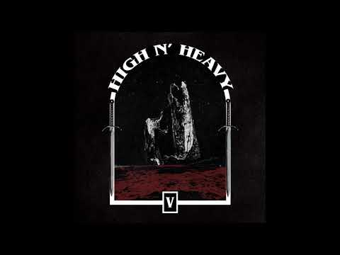 High n' Heavy - Screaming Moon (Single 2021)