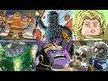 LEGO Marvel Superheroes 2 - All 6 DLC Levels (Black Panther, Infinity War, Ant-Man & Wasp etc.)