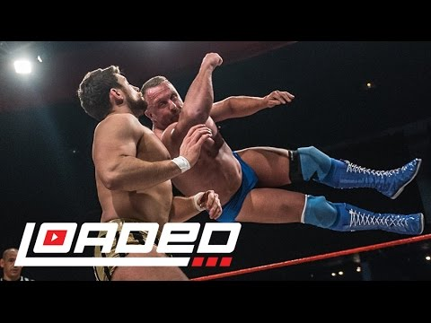WCPW Loaded #15: Joe Hendry vs  Doug Williams
