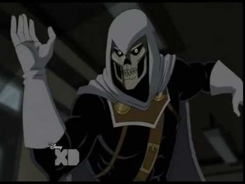 Ultimate Spiderman S1E6 - Taskmaster vs Iron Fist - YouTube