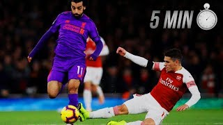 5 Minutes Of Lucas Torreira Doing Tackles And Interceptions