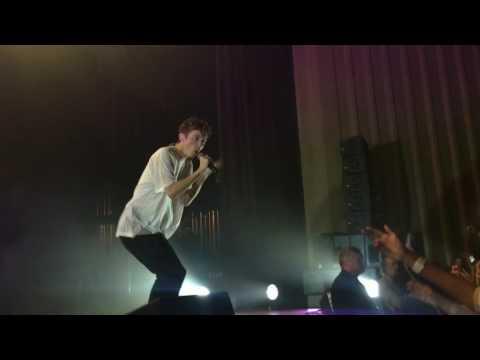 TROYE SIVAN- WILD   live in Cleveland, Ohio 11/3 (front row)