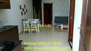 Căn hộ Vĩnh Lộc - tất tần tật bên trong căn hộ mẫu! - Mr. HIÊN (093.111.3981)  Trưởng NKD