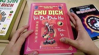 Mới Học Kinh Dịch (Lục Hào) Nên Đọc Sách Gì Trước Và Cách Học Như Thế Nào