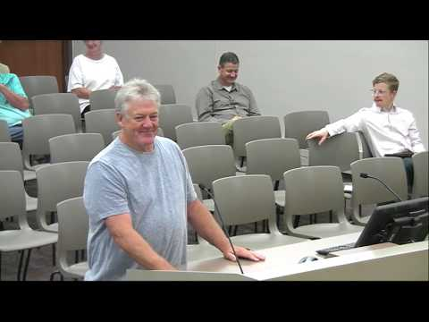 07-18-2017 Pennington County Board of Commissioners Meeting