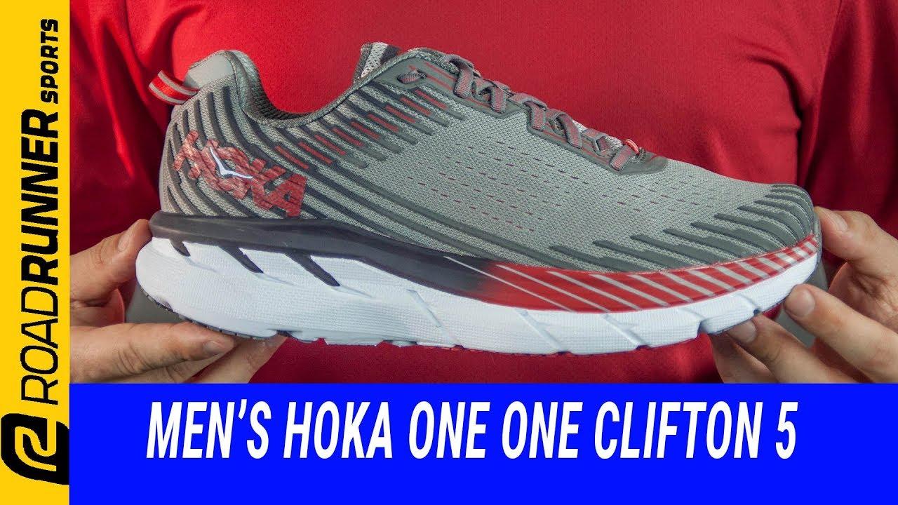 hoka one one men's clifton 5