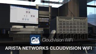 Arista CloudVision WiFi
