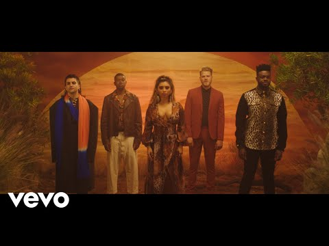 Смотреть клип Pentatonix - Can You Feel The Love Tonight?
