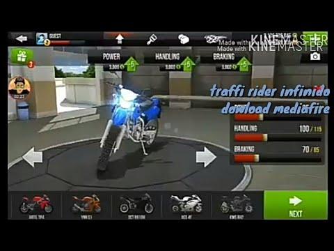 Traffic Rider Infinito Download Mediafire Youtube