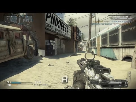 CALL OF DUTY GHOST: JEREMY...GRAN PERRO,MEJOR PERSONA streaming vf